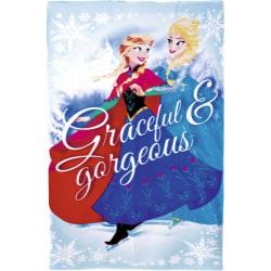 Disneys Frost Fleecefilt