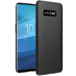 Samsung Galaxy S10+ TPU svart skal