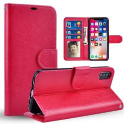 Huawei P40 Lite 2020 Plånboksfodral rosa