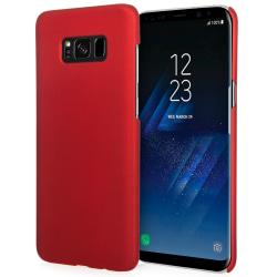 Samsung Galaxy  S8 Rött Hardcase röd