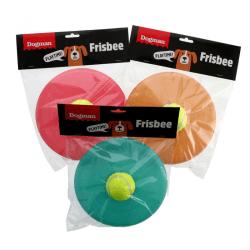 DOGMAN Frisebee med tennisboll Default Title