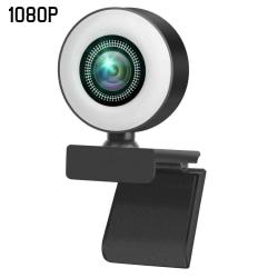 2K/1080P Full HD USB Web Camera Webcam Video Laptop Desktop 1080P