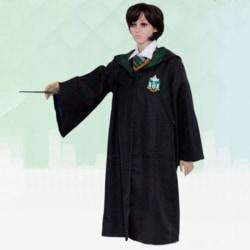 Barn vuxna maskerad Cosplay kostym Harry Potter-serien kappa adults green L