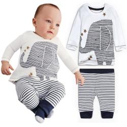 Cute Newborn Boy Clothing Set Boys Outfit 70 cm