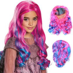 Descendant 3 Audrey Mal Costume Wig Halloween Party Cosplay Hair