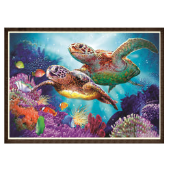 DIY 5D Diamond Painting Sea Turtle Painting Stitch Home Decor