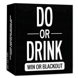 Do or Drink - Drinking Card Game for Adults - Fun & Dirty Party