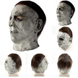Halloween Horror Props Michael Myers Mask Emulsion Mask