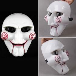 Halloween Mask Cosplay Horror Chainsaw Killer Mask