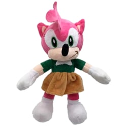 Kid Children Toys Gifts Sonic Plush Soft Doll pink