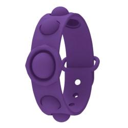 Barn Vuxna Push Pop It Fidget Toy Sensoriskt armband / armband
