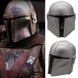 Mandalorian Helmet Star Wars Sith Trooper Mask Adult As Pics