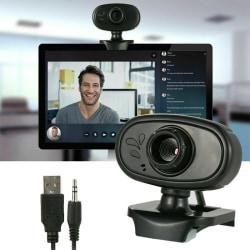USB Computer Camera Laptop 480P HD Webcam MIC Camera Microphone
