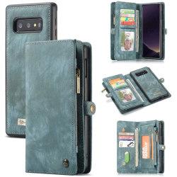 CaseMe 008 för Samsung S10 plus grön