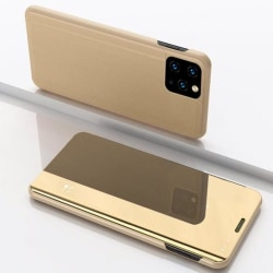 flipfodral för iphone 11 pro guld
