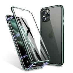 Magneto  fodral för Iphone Xs max grön