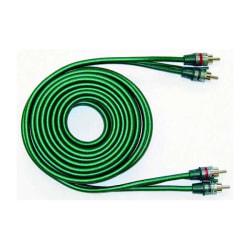 ACR HKAB0310,RCA kabel,dubbelskärmad,Lågnivå,