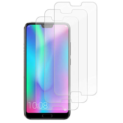 2-PACK Honor 10 Standard Transparent/Genomskinlig