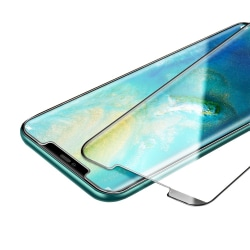 MyGuard 3D-Skärmskydd (2-PACK) till Huawei Mate 20 Pro Svart