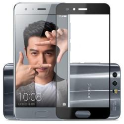 2-PACK Skärmskydd av ProGuard (Karbonfiber) 3D - Huawei Honor 9 Vit