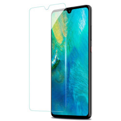 Skärmskydd 5-PACK Standard Screen-Fit HD-Clear Huawei Y6 2019 Transparent/Genomskinlig