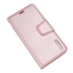Elegant Kraftfullt Plånboksfodral - Samsung Galaxy A40 Roséguld