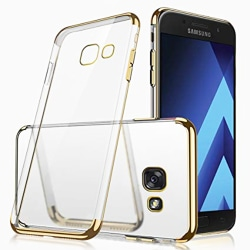Exklusivt Skyddsskal Silikon (Floveme) - Samsung Galaxy A5 2017 Röd