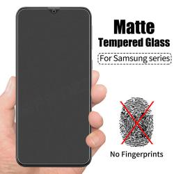 A71 Anti-Fingerprints Skärmskydd 9H 0,3mm Transparent/Genomskinlig