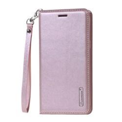 Elegant Plånboksfodral (Hanman) - Samsung Galaxy A10 Rosaröd