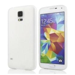 Extra tunt Silikonskal för Samsung Galaxy S5 Transparent/Genomskinlig Transparent/Genomskinlig