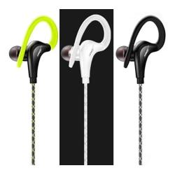 Fonge S760 Sport In-ear Hörlurar med Mic (Earphone) Svart