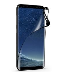 Galaxy S20 Skärmskydd 9H 0,2mm Nano-Soft HD-Clear Transparent/Genomskinlig