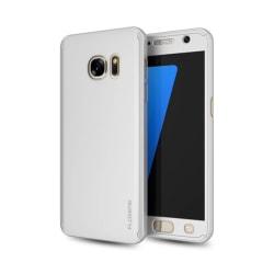 Praktiskt Skyddsfodral för Galaxy S6  (3 delar) Silver/Grå Silver/Grå
