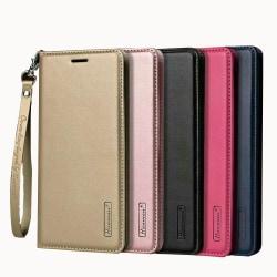 Hanman Plånboksfodral till Samsung Galaxy Note 9 Rosaröd