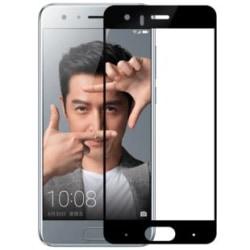 Huawei Honor 9 - HuTech Carbon-Skärmskydd 3D/HD Svart
