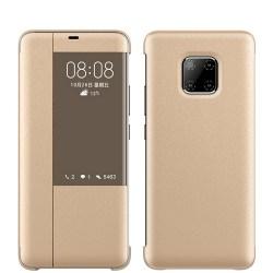 Huawei Mate 20 Pro - SmartFodral från NKOBEE Silver