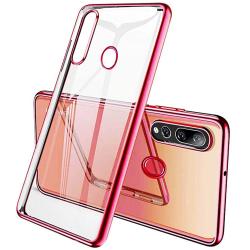 Huawei P Smart Z - Elegant Silikonskal Röd