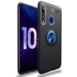 Huawei P Smart Z - Professionellt Skal med Ringhållare Blå