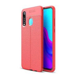 Huawei P Smart Z - Stilsäkert TPU Skal (AUTO FOCUS) Marinblå