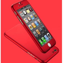iPhone 6/6S - RÖD Röd