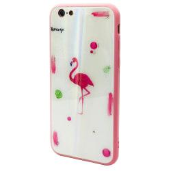 Effektfullt Skyddskal från Jensen - iPhone 6/6S Plus (Flamingo)