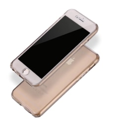 Exklusivt Smart Silikonfodral med TOUCHFUNKTION iPhone 7 PLUS Rosa