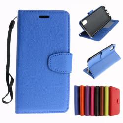JACOB´S Praktiskt Fodral med plånbok till iPhone X/XS Grön