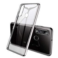 Kraftfullt Stilsäkert Skal - Huawei P Smart Z Guld