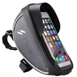 Praktiskt Skyddande Mobilhållare för Cykel Svart