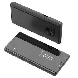 Samsung Galaxy Note 9 - Stilsäkert LEMAN Fodral Svart
