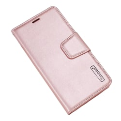 Elegant Hanman Plånboksfodral - Samsung Galaxy Note10 Plus Mörkblå
