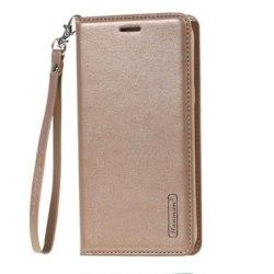 Exklusivt Smart Plånboksfodral (HANMAN) - Huawei P30 Roséguld