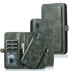 Plånboksfodral - Samsung Galaxy A10 Mörkblå