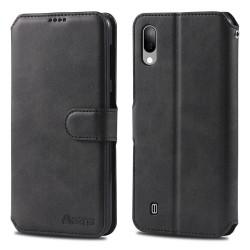 Plånboksfodral - Samsung Galaxy A10 Röd